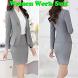 Women Work Suit by megabor