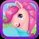 Princess Unicorn Pony Dress Up by Sriwa Online Dev