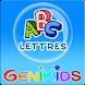 GENIKIDS Lettres by GENIKIDS Education