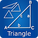 Triangle and Right Angle Calc by lunitsoft