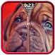 Puppy Zipper Screen Lock by ahsoftsolution