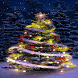 Christmas Light Tree LWP by Daksh Apps