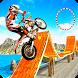 Bike Stunts Beach Rider 2018 by Engaging Games Studio