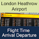 London Heathrow Airport Flight by ASoftTech