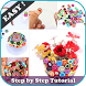 Paper Quilling Step by Step by Sugai Group