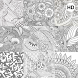 Zentangle Art Wallpaper by Wallpaper Background