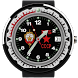 KGB Watch Face by Alexander Slobodchikov
