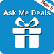 Ask Me Deals : Free Sample by weareyoung