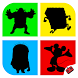 Shadow Quiz Game - Cartoons by Goxal Studios