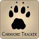 Carnivore Tracker by Louisa Richmond-Coggan