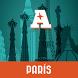 París guía mapa offline by ALHENA APP TRAVEL STORE