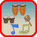 Easy Drum for Kids by SmartLearning Labs.