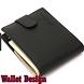 Wallet Design by qonita