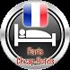 Hotels in Paris by Waterly Edellean Studio