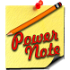 Power Note by Lady Studios