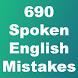 Spoken English Mistakes