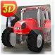 Tractor Farm Parking School 3D by 3Dee Space