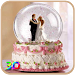 3D Couple Globe Live Wallpaper by World Live Wallpaper