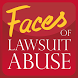 Faces of Lawsuit Abuse by United States Chamber of Commerce