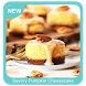Savory Pumpkin Cheesecake Recipes by The Andromeda Studio