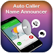 Caller Name Announcer-Auto name announcer