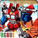 CLUE for Transformers Rescue Bots: Dash by newone