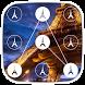 Paris Pattern Lock Screen by Raining Star