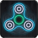 Fidget Spinner Neon by Alif Innovative Solution