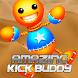 Kick On Buddy Run by HOT Game