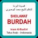 Sholawat Burdah Al-Bushiri by Creative2Apps