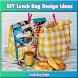 DIY Lunch Bag Design Ideas by hachiken