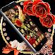 Rose Gold Clock Glitter Royal Luxury Watch Theme by Creative Design Theme