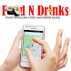 Food and Drinks : local search by AudioTea