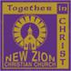 New Zion Christian Church by 3535 STUDIOS LLC