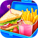 School Lunch Food Maker 2 by Crazy Cats