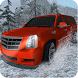 Escalade 4x4 Snow Driving 3D
