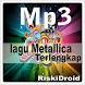 kumpulan lagu Metallica mp3 by riskidroid