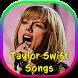 Taylor Swift Songs by Nimble Rain Company