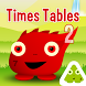 Squeebles Times Tables 2 by Keystagefun