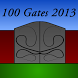 100 Gates 2013 Guide by Cliff Drop Apps