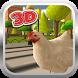 Chicken Run Simulator 3D Free by Lingo Games