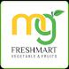 MG Fresh Mart by Sahaj Infotech Indore