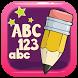 Write ABC 123 - Handwriting by Alina Kids ID