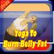 Yoga To Burn Belly Fat by InfoAppy