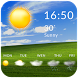 Weather-Live Forecast local Weather,widget by mnpdreamgame