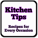 Kitchen Tips and Recipes - Hindi (OFFLINE)