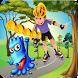 jungle cstel runne HD by Devegam