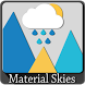 Material Skies Weather Icons by Custom Image Solutions