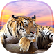 Tiger Live Wallpaper by Happy live wallpapers