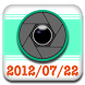 Time Stamp Camera by Here We Are